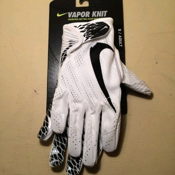 58fbc55376f Nike Vapor Knit football gloves